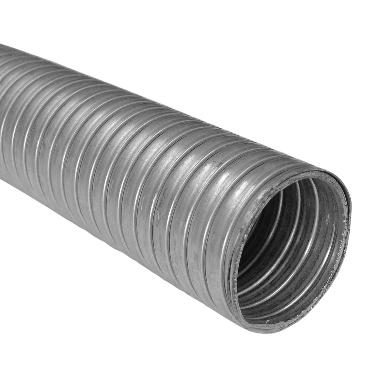 flexible pipe per 1 2 metre 2 5 inch