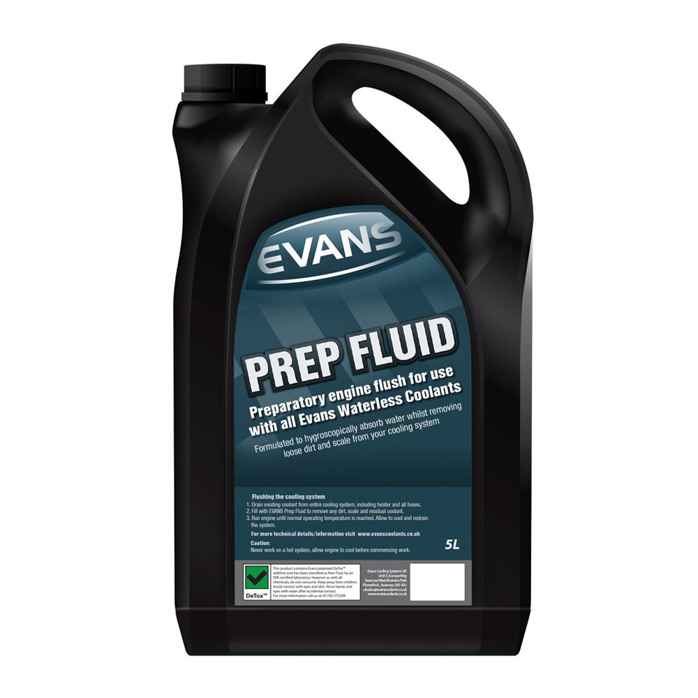 Evans Waterless Engine Cooling System Coolant Power Cool 180 5