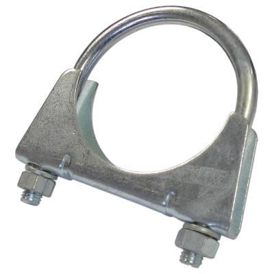 exhaust clamp for 70mm 2 3 4 inch o d pipe
