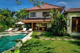 Traumhaus mit Traumgarten