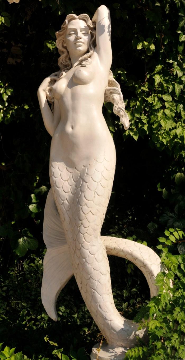 Mermaid at Club Hotel Letoonia.