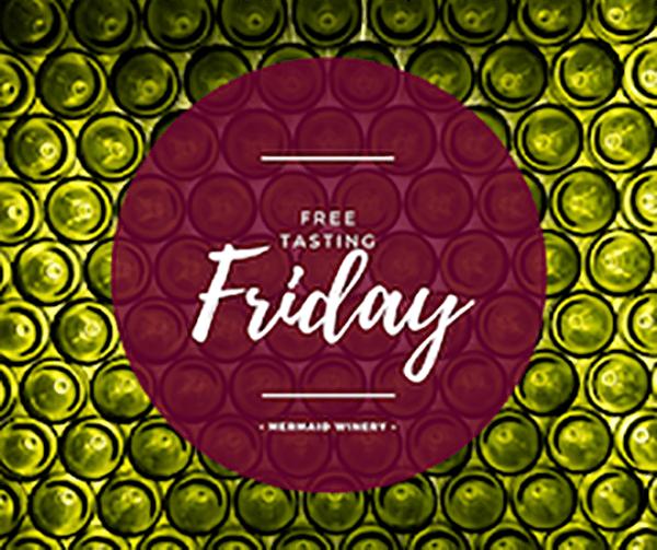 Free Tasting Friday
