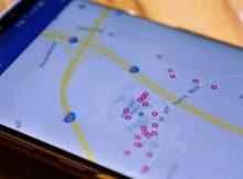 find free Wi-Fi hotspots