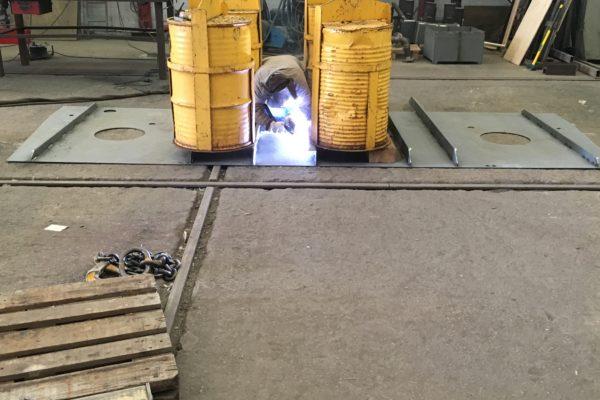 Un nouveau remorqueur SEEM 14-1000ST en construction