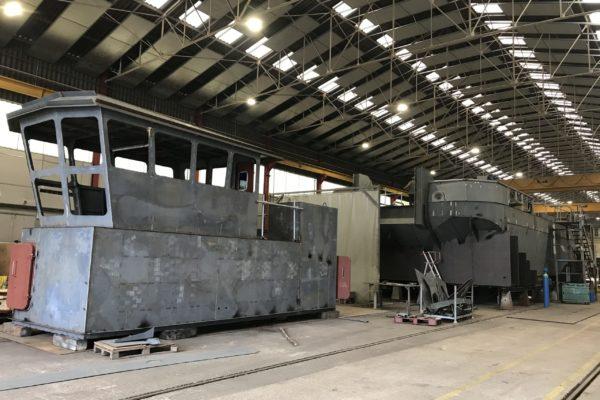 La construction du MultiSEEM 20-09 se poursuit