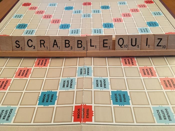 Scrabble Word Check