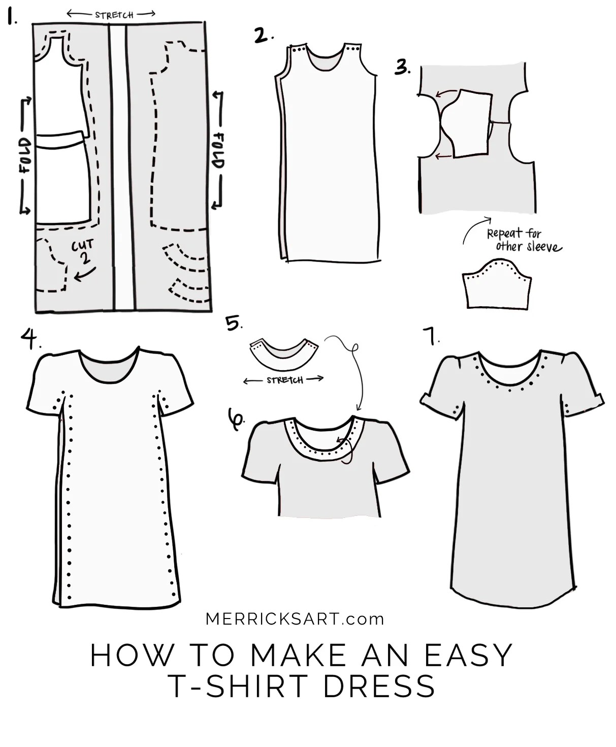 Merrick's Art // Style + Sewing for the Everyday GirlHow