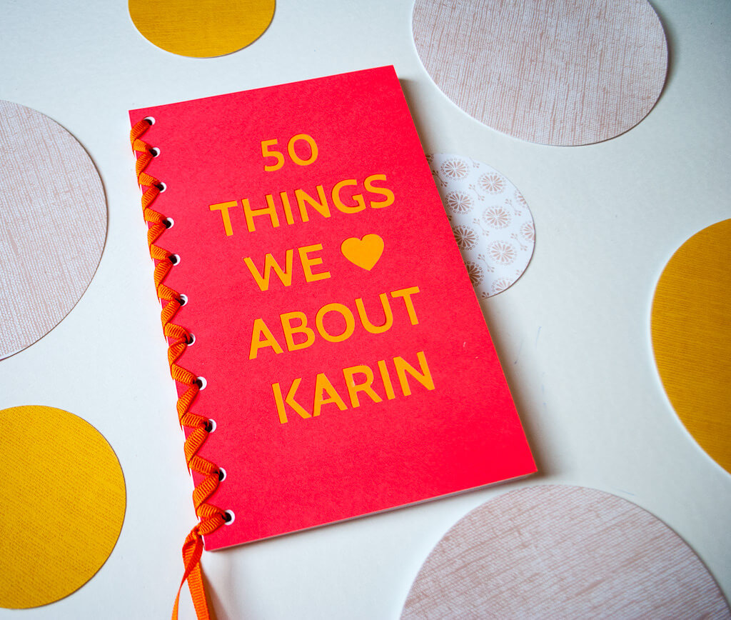 50 things we love