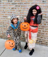 DIY Kids Cheetah Halloween Costume for Boys - Merriment Design
