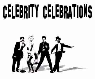 Celebrity Celebrations murder mystery party game