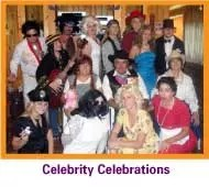Celebrity for Halloween and holiday party games