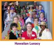 Hawaiian Lunacy is great for a luau party