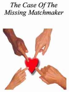 The Case Of The Missing Matchmaker mystery party image