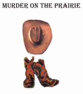 Murder On The Prairie murder party image