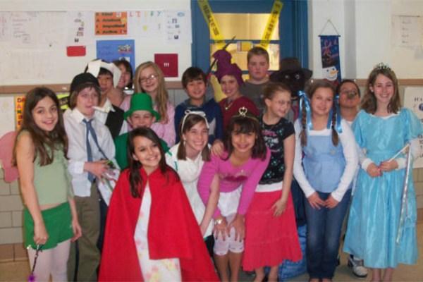 Tween girl party