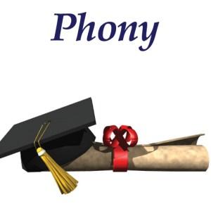 Phony graduation kit image