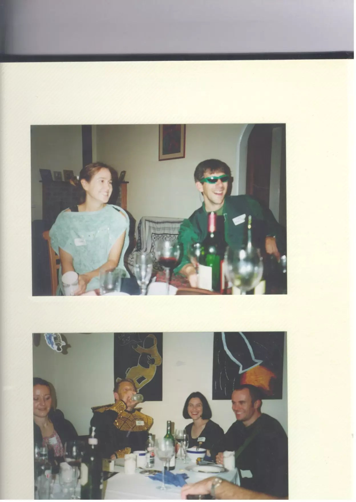 Sci fi party photo