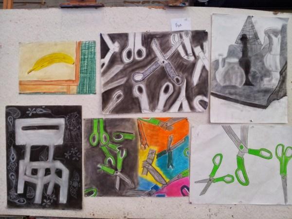 Art Class Critiques