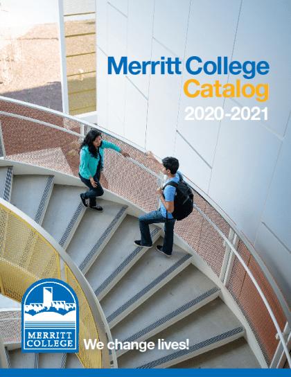 Merritt College Catalog 2020-2021