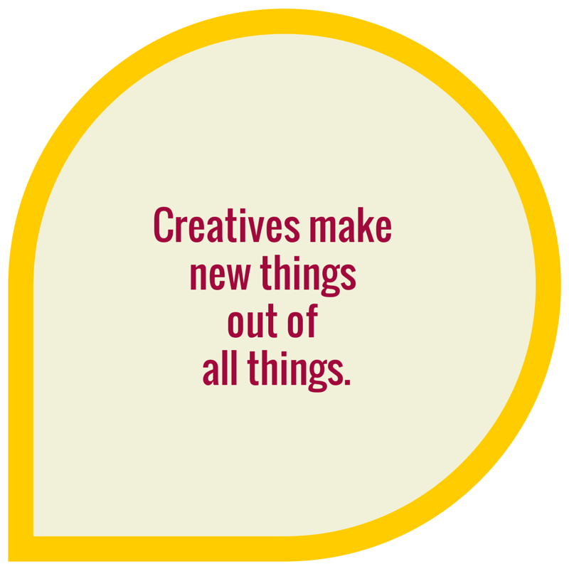 My Creativity Philosophy | The Merriweather Council Blog