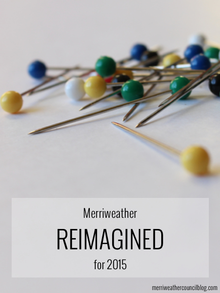 reimagined | the merriweathercouncil blog