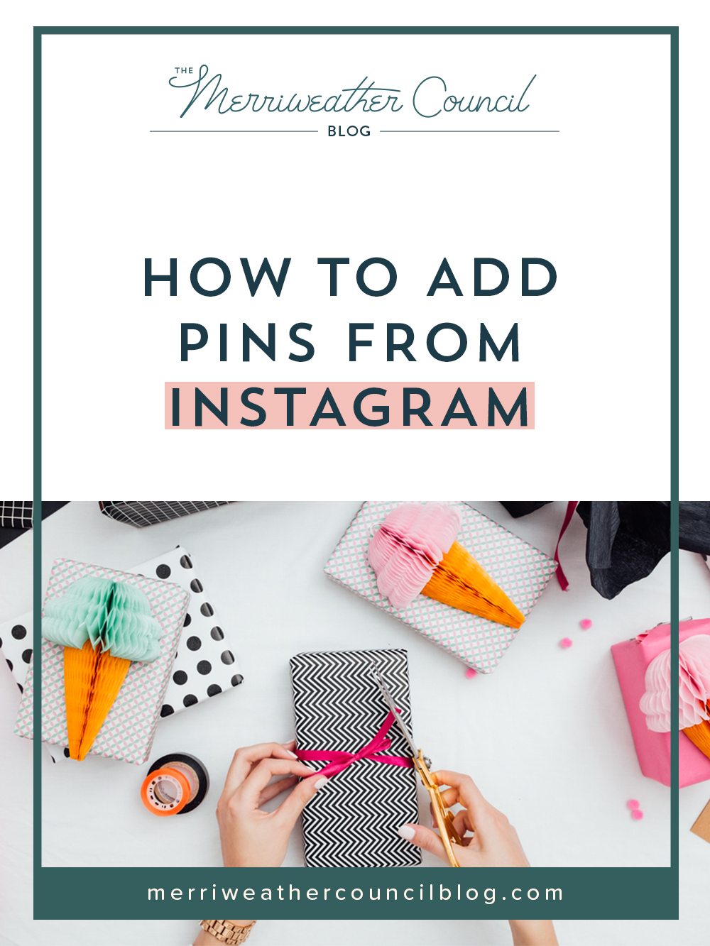 How to add pins from instagram themerriweather council blog ive seen a lot of folks asking about how to add pins from instagram out and about in the internet land so i figured why not go on an answer it for ccuart Images
