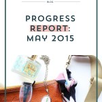 Progress Report: May 2015