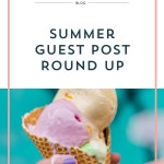 Recent Guest Post Round Up