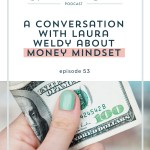 Episode 053: Money Mindset with Laura Weldy