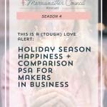 Episode 068: Holiday Season Pep Talk