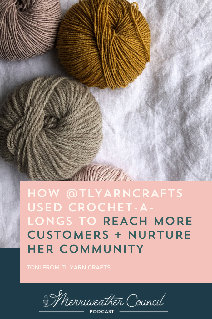 Reach More Customers | merriweather council podcast graphic 1