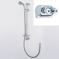 Merrows Bathrooms and Showers: Trevi Therm Exposed ...