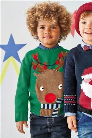Children S Christmas Jumpers For Boys And Girls Little