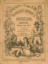 Robert Merry's Museum cover