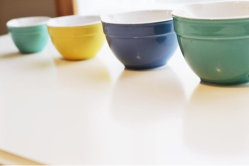 stacking measuring bowls