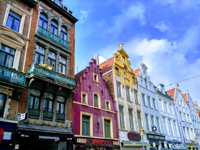 Sainte Catherine, Brussels