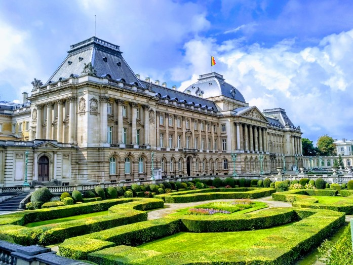 The Royal Palace, Brussels