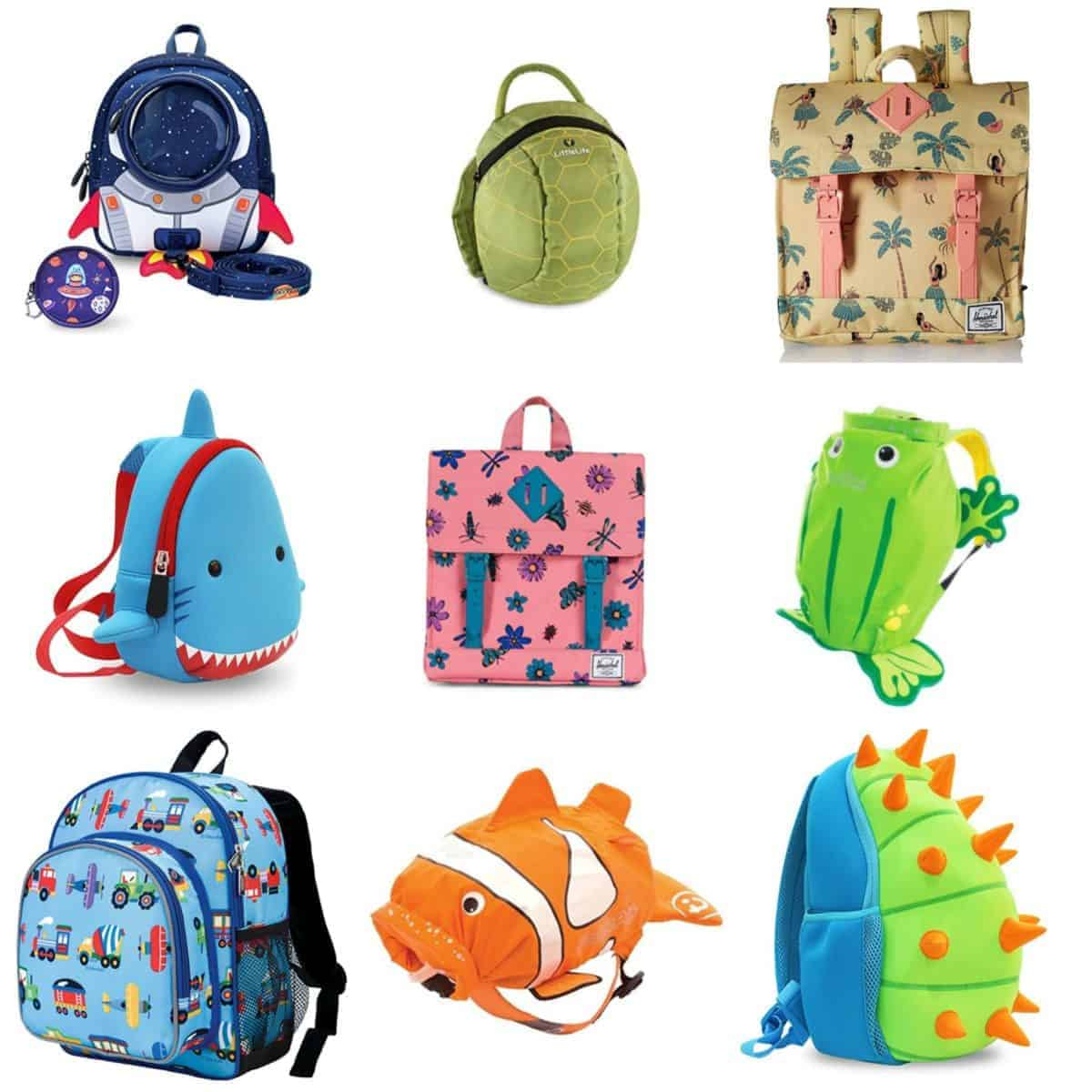 2018 sneakers discover latest trends select for newest Chosing the Best Toddler Backpack for Travelling - merry-go ...