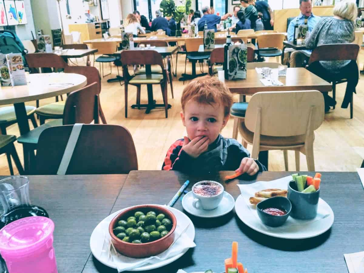 8 Best Things to Do in London with Toddlers - merry-go-round. slowly