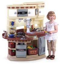 LifeStyle Master Chef Kitchen Step2 Plastic Children's ...