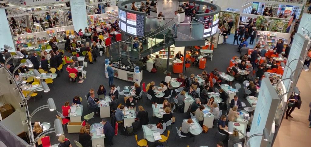 Meetings at London Book Fair
