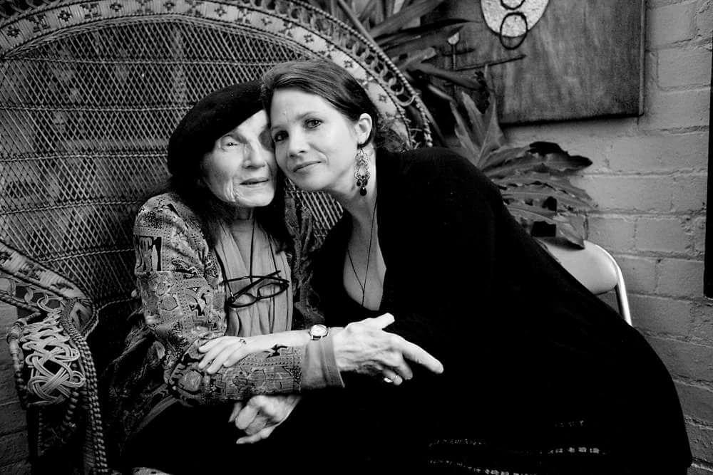 Photographer Maggie Diaz with Gwendolen De Lacy