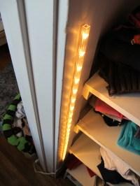 A $15 Closet Lighting Solution   merrypad