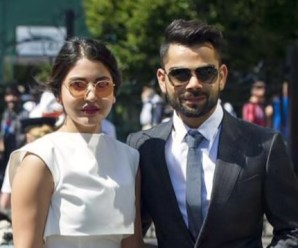 Anushka Sharma and virat kholi Social lovebirds