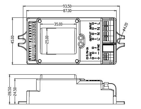 0 10v Dimming Wiring Diagram For Led Daylight Harvesting