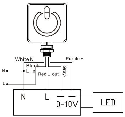 Daylight Sensor Wiring Diagram Floodlight Wiring Diagram