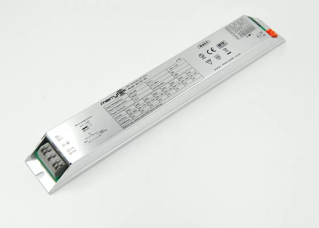 hight resolution of multi output current dali dimmable led driver super slim dali led dimmer