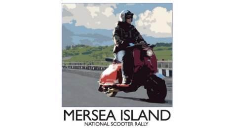 Mersea Island Scooter Rally