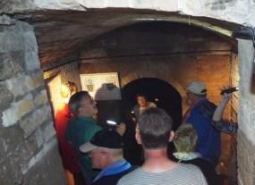Inside the Mersea Barrow