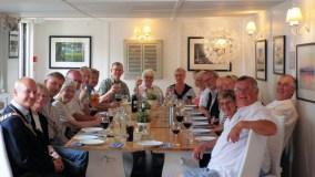 Dining at the Coast Inn